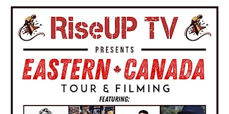 RiseUP TV Tour - Paradigm Spirits, London, ON tickets