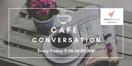 "Online ""Café'Conversation"" thématique - Emily in Paris tickets"