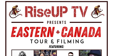 RiseUP TV Tour - Tracie's Place, Hamilton, ON tickets