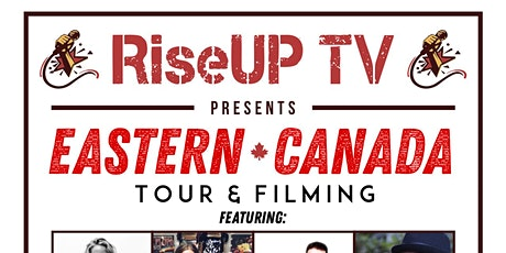 RiseUP TV Tour - Le Potager Mont-Rouge Halte Gourmande,  Rougemont QC! tickets