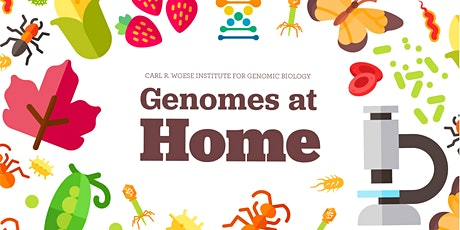 Genomes at Home tickets