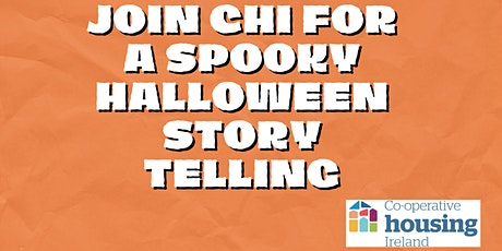 CHI Halloween Story Telling tickets