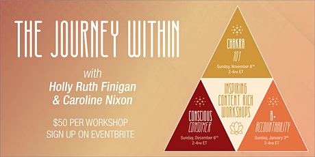 THE JOURNEY WITHIN WINTER WORKSHOP SERIES tickets