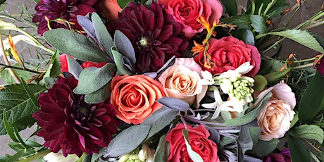Floral Arranging Class with Executive Floral Designer Andrea K. Grist tickets