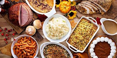 Keeton & Co Thanksgiving Dinner tickets