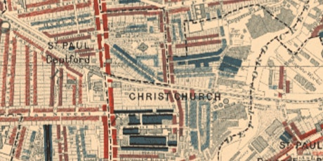 Virtual Tour - Charles Booth's Victorian Deptford tickets