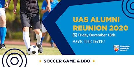 UAS Alumni Soccer Game & Reunion entradas