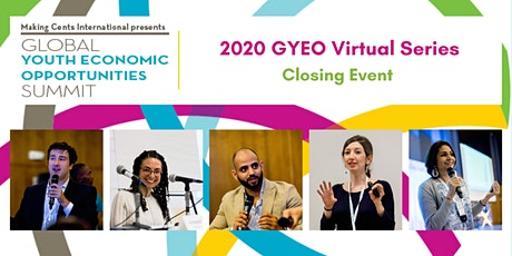 2020 GYEO Virtual Series - Closing Event tickets