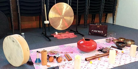 Sunday Afternoon Sound Bath Chill tickets