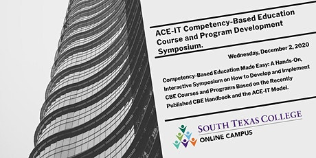 ACE-IT Competency Based Education Course and Program Development Symposium tickets