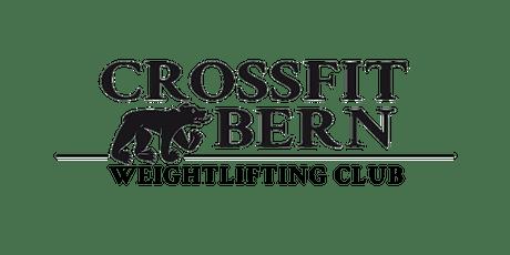 Weightlifting Seminar CrossFit Bern Tickets