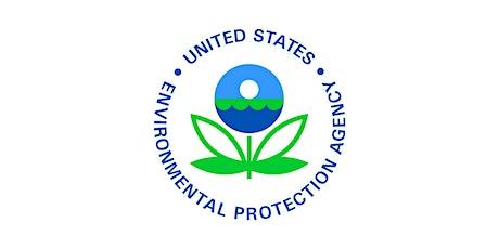 U.S. EPA: Evaluation of Pollutants in Biosolids Informational Webinar tickets
