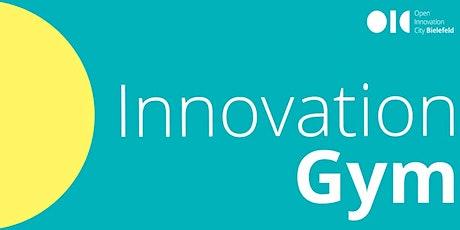 Kickoff Innovation Gym mit Fränzi Kühne Tickets