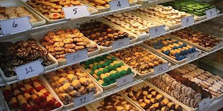 Online Baking Workshop: Italian Cookies (Biscotti, Pizzicati,  Amaretti) tickets