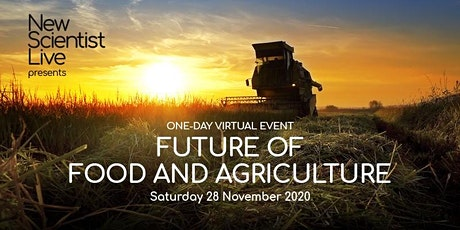 Future of Food and Agriculture tickets