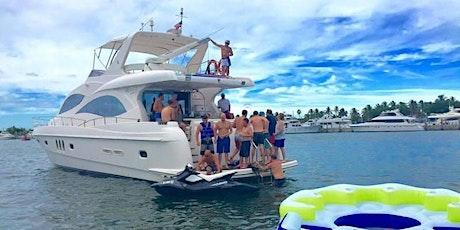Miami Yacht Rental tickets