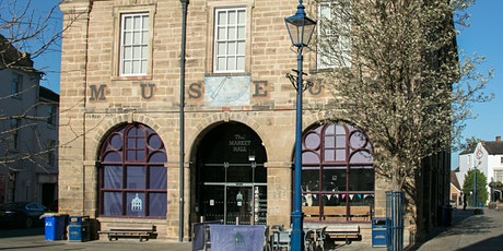 Market Hall Free Ticket Entry - Week comm Tuesday 27th October tickets