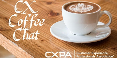 Austin CXPA Network Virtual Coffee Chat tickets