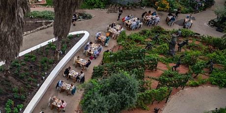 Woodfired Canteen med feast with Eden Project tickets