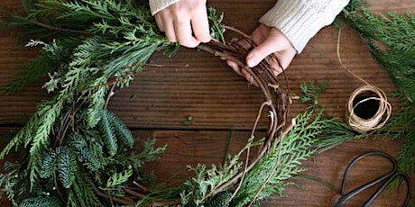 Natural Wreath Making Workshop tickets