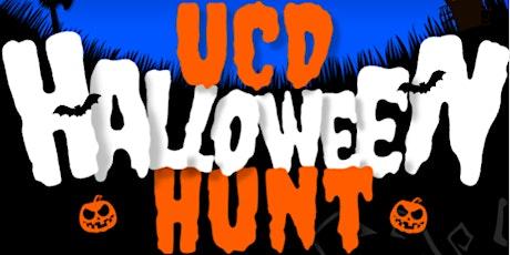 UCD Halloween Hunt tickets