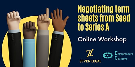 Founder Workshop: Negotiating term sheets from Seed to Series A tickets