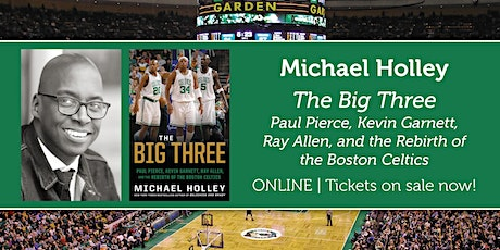 "Michael Holley presents ""The Big Three"" tickets"