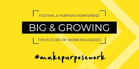 Purpose Konferenz 2020 - Online Tickets