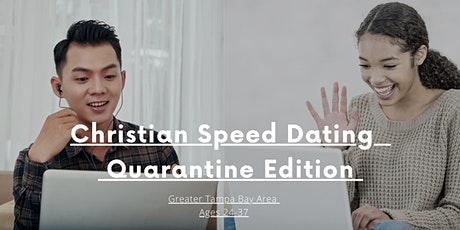 Online Christian Speed Dating| Ages 24-37|Tampa,Florida tickets