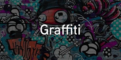 Reservplats – Höstlov på Asecs! Grafitti-workshop (8-12 år) biljetter