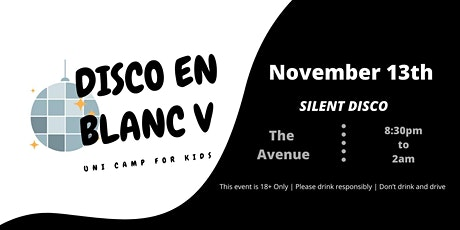 UCFK presents Disco en Blanc V tickets