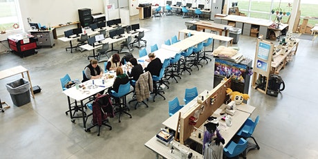 Fab Lab 101- intro laser cutting/engraving, 3D print, vinyl, sewing tickets
