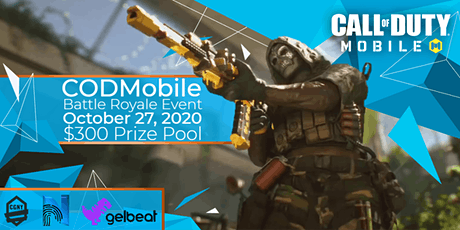 Call of Duty: Mobile  $300 Tournament tickets