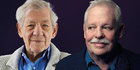 Online talk; Armistead Maupin and Ian McKellen tickets
