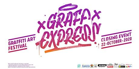Graff Express 2020 • Closing Event tickets