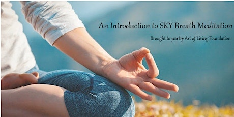 Introduction to Sky Breath Meditation tickets