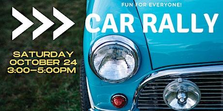 Car Rally tickets
