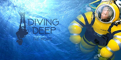 DIVING DEEP screening, Q&A with filmmakers & scientists tickets