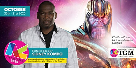 AC20 Diaspora Series with WETA Studios Sidney Kombo tickets