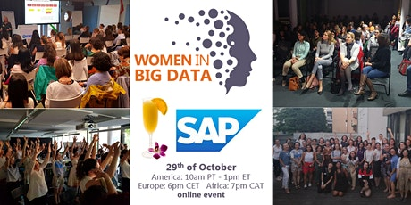 WiBD Presents:  SAP - Improve Lives with Purpose, Data and Innovation tickets