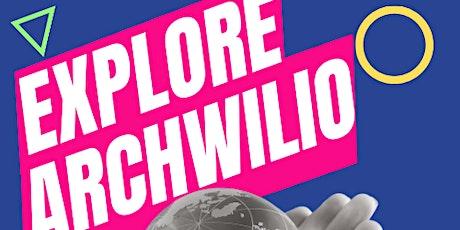 Explore / Archwilio - Creativity tickets