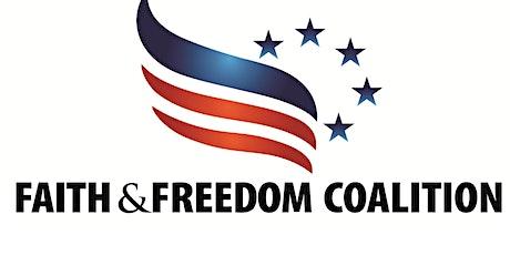 Texas Faith & Freedom Rally tickets