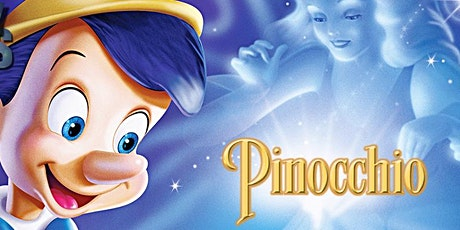 Movie Night in the Park- 1940 Pinocchio tickets