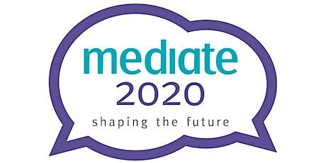 Mediate 2020 tickets