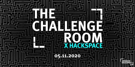 THE CHALLENGE ROOM X HACKSPACE tickets