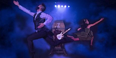 Verb Ballets presents Carnival Macabre with rock guitarist Neil Zaza