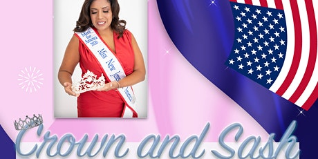 Crown and Sash Children's Tea Party with Miss New Jersey for America tickets