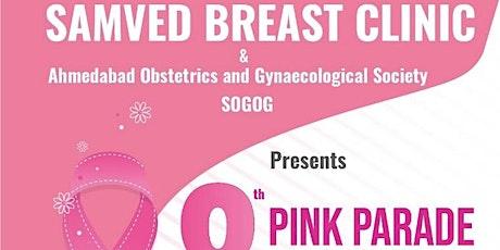 8th PINK PARADE-SAMVED BREAST CANCER AWARENESS WALK/RUN/CYCLING tickets