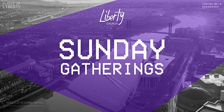 Sunday Gathering - 25th October 11.15am tickets