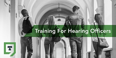 T9 Mastered℠  Remote Classroom: Hearing Officer Training - Jan 26-29 2021 tickets